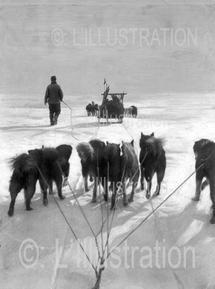 La conquête des pôles