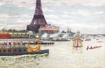 Les Expositions Universelles par Francis Bouygues