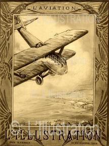 L'aviation et l'aéronautique (1924-1938)