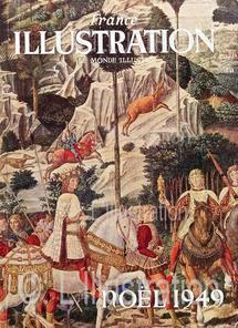 Les numéros de Noël de France Illustration (1946-1955)