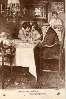 Les cartes postales publiées par L'Illustration