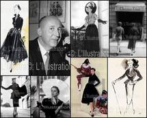 Une figure légendaire de la mode : Christian Dior