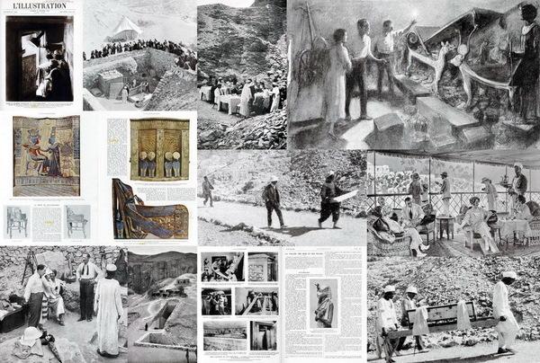 138 ème anniversaire de la naissance d'Howard Carter