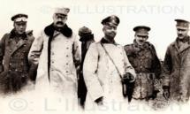 Première guerre mondiale. Année 1914