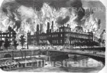 Incendie de l'Hôtel-de-Ville, 1871