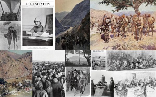 Janvier 1914 : c'est arrivé il y a 100 ans !
