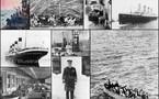 Il y a 100 ans : le naufrage du Titanic