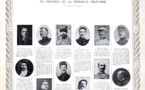 LE TABLEAU D'HONNEUR de la Guerre 1914 - 1918